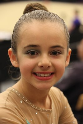 Remy 2013 Rhythmic Gymnastics 1